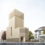 Casa di preghiera e studio sulla Petriplatz a Berlino